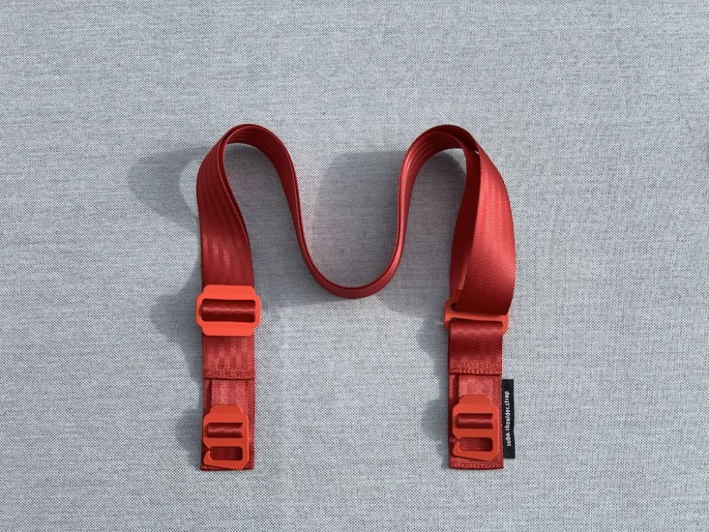 suba.shoulder.strap.red