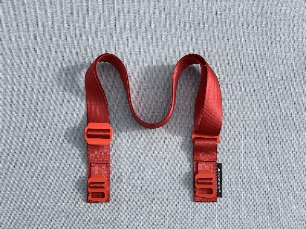 suba.shoulder.strap.red