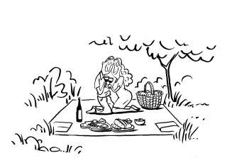 Dinner 4.2 auf Deiner Picknickdecke