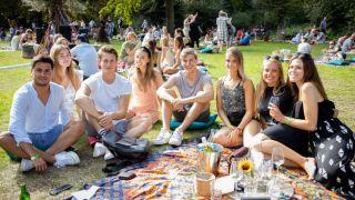 Picknick-Veranstaltungen von Flensburg bis München