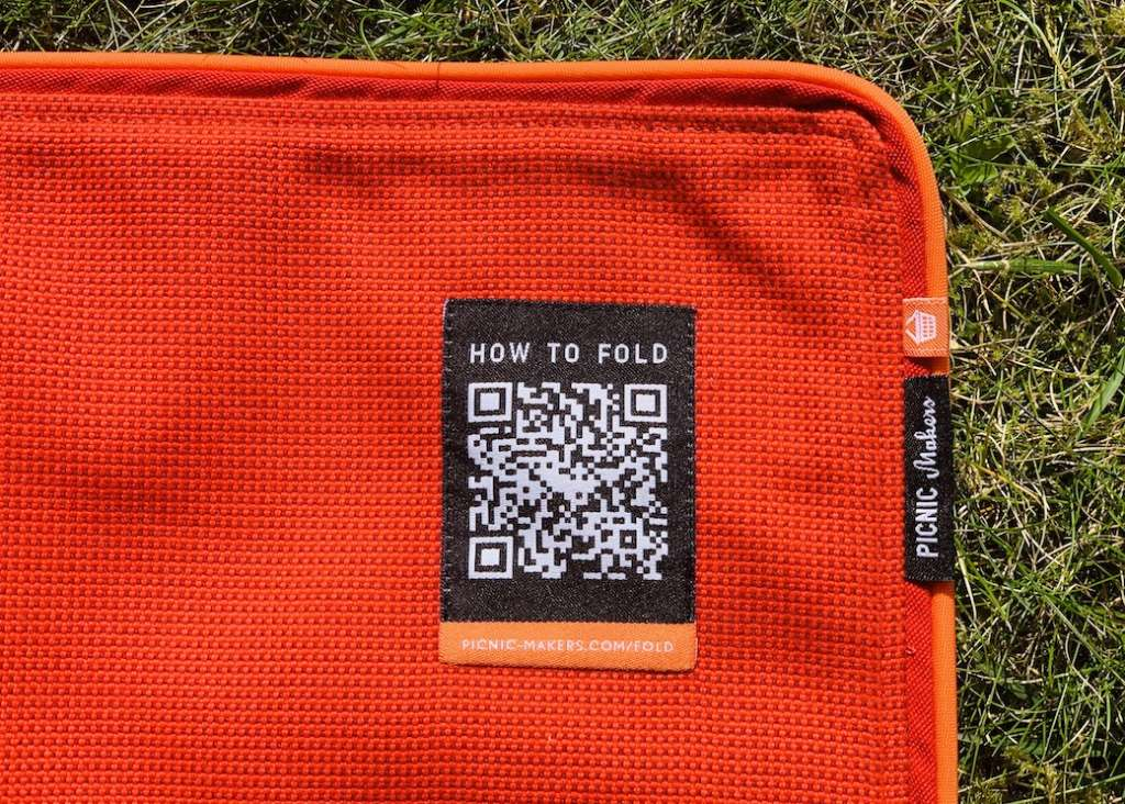 Suba Picnic-Makers Picknickdecke falten? Ein Kinderspiel!