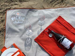 Von Sushi bis zu Reiswaffeln – alles zu seiner Zeit an meinem Lieblingsort: auf der Picknickdecke natürlich!