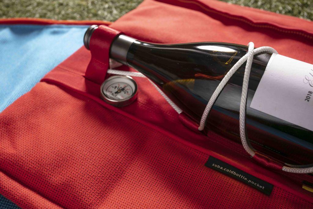 Suba Picnic-Makers Hilfreiche Tipps zum Gebrauch des SUBA Flaschenkühlers