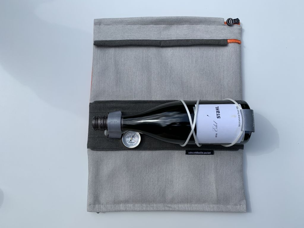 Suba Picnic-Makers Tipps zum Gebrauch des SUBA Flaschenkühlers