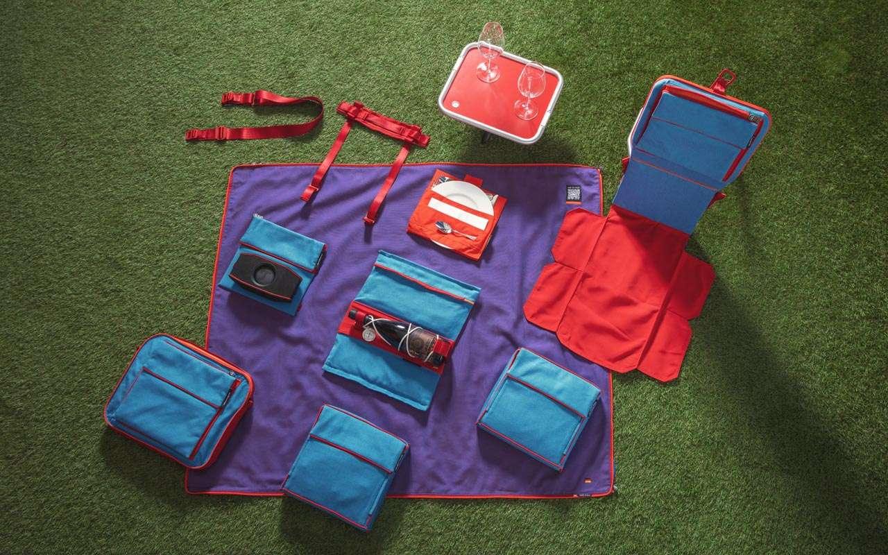 Suba Picnic-Makers Große Farbauswahl für SUBA Picknick-Decken und -Zubehör