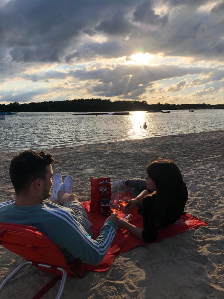 Picnic Makers kooperieren mit Deutschlands schönstem Beachclub!