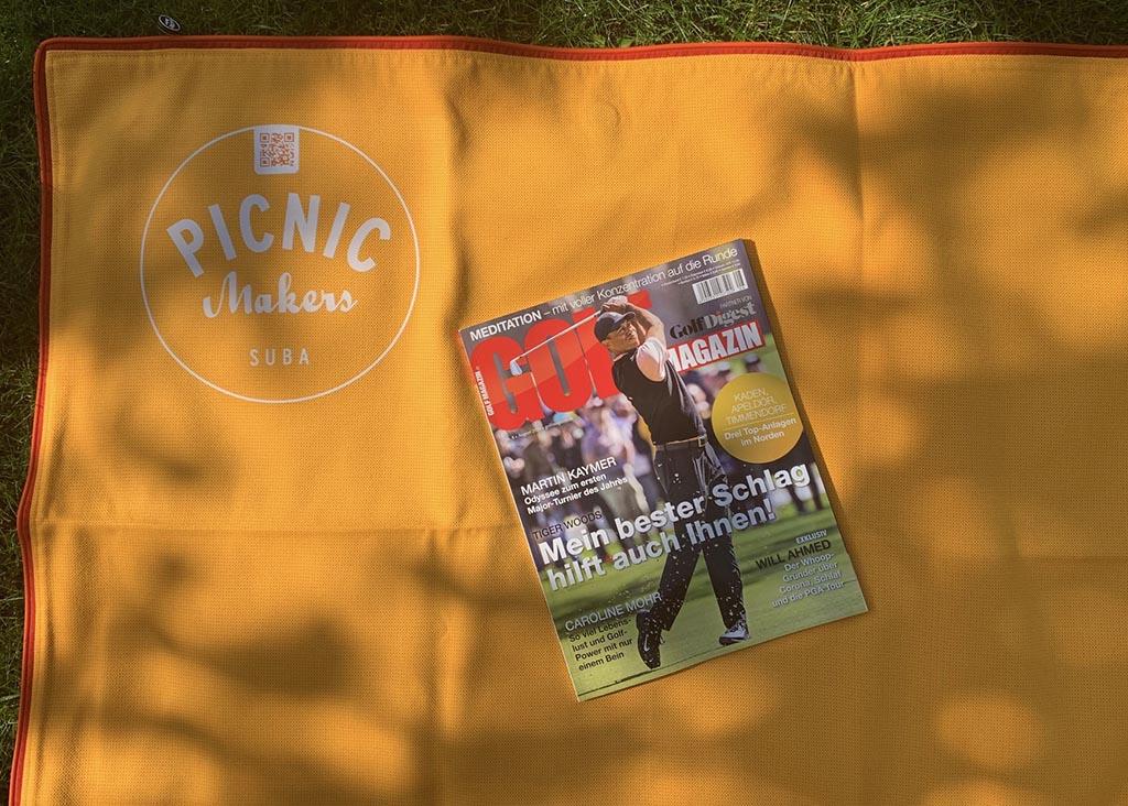 SUBA ist Hauptsponsor der diesjährigen Leserbefragung des Golf Magazins