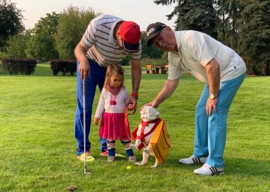 Picnic Makers sind Sponsor des Leuphana University Charity Golf Cup 2020