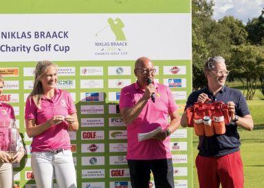 Picnic Makers machen Gewinner des 6. Niklas Braak Charity Golf Cups glücklich