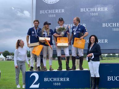 SUBA präsentiert sich auf der diesjährigen German Polo Tour