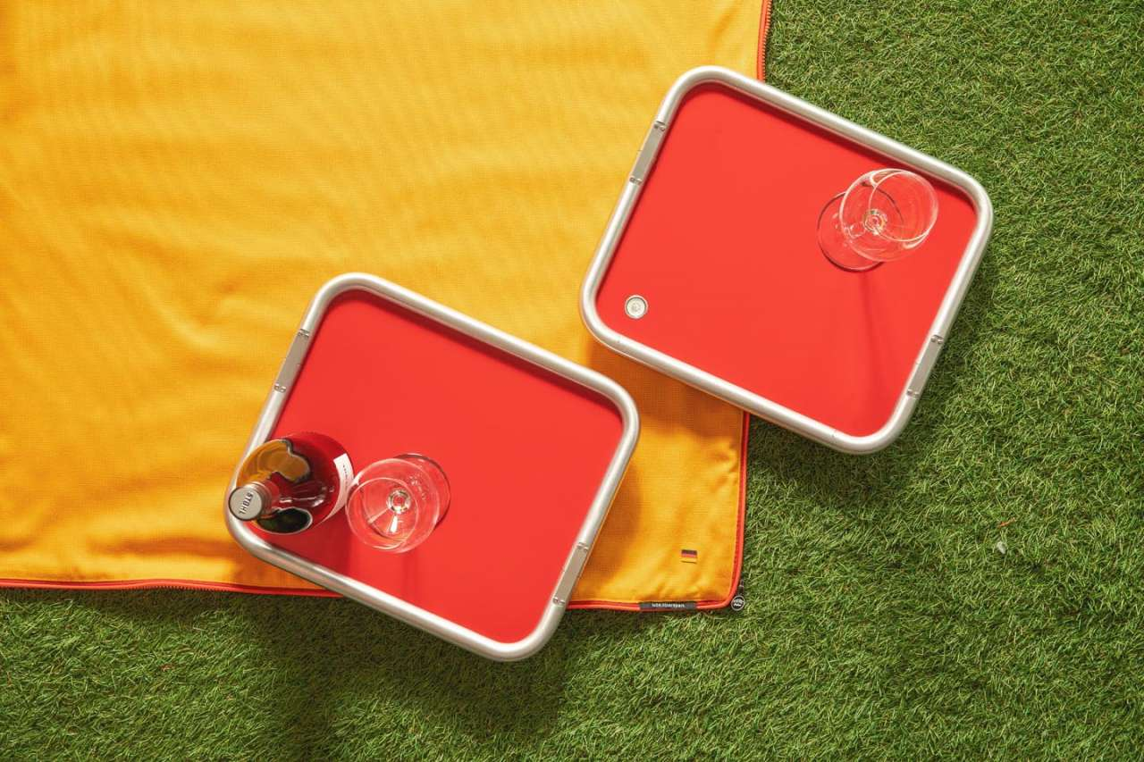 Suba Picnic-Makers Picknick-Kleinmöbel zum SUBA Picknickset - Picnic Makers