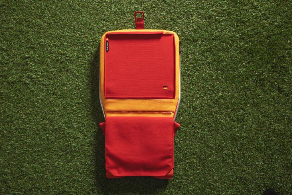 Suba Picnic-Makers Rückenlehne mit Heizung zum Anlehnen auf Picknickdecken
