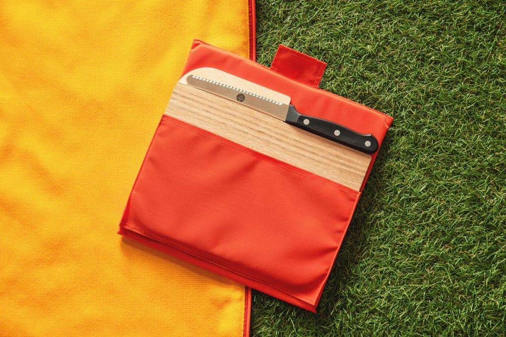 Suba Picnic-Makers Tasche mit Schneidbrett & Messer für SUBA Picknicktasche
