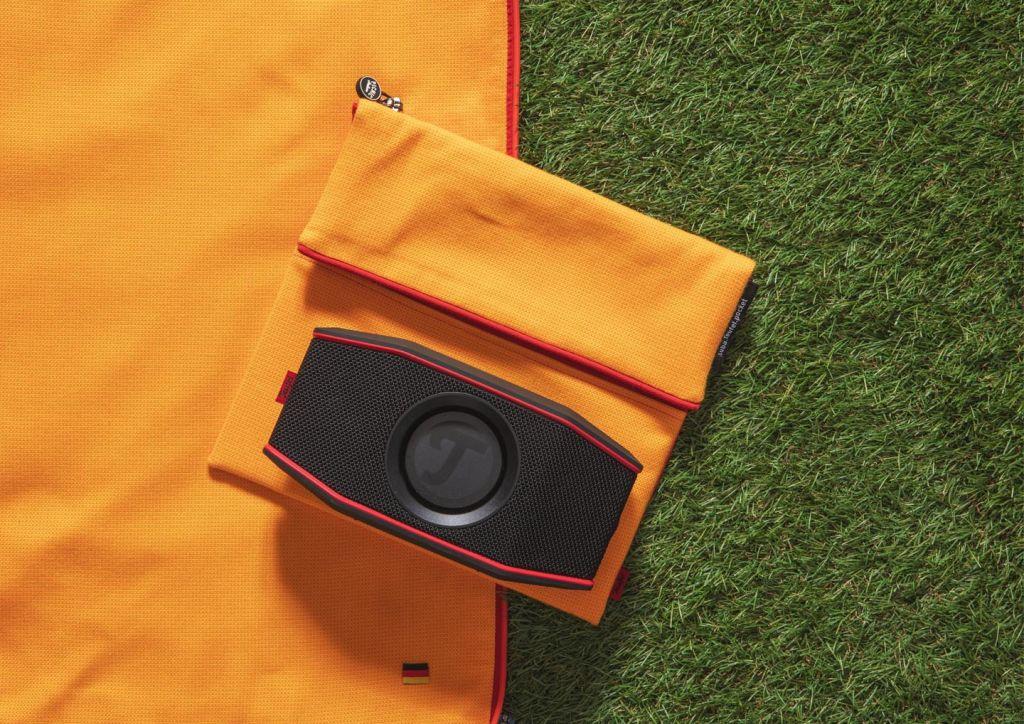 Suba Picnic-Makers Teufel Bluetoothbox mit Tasche für SUBA Picknicktasche