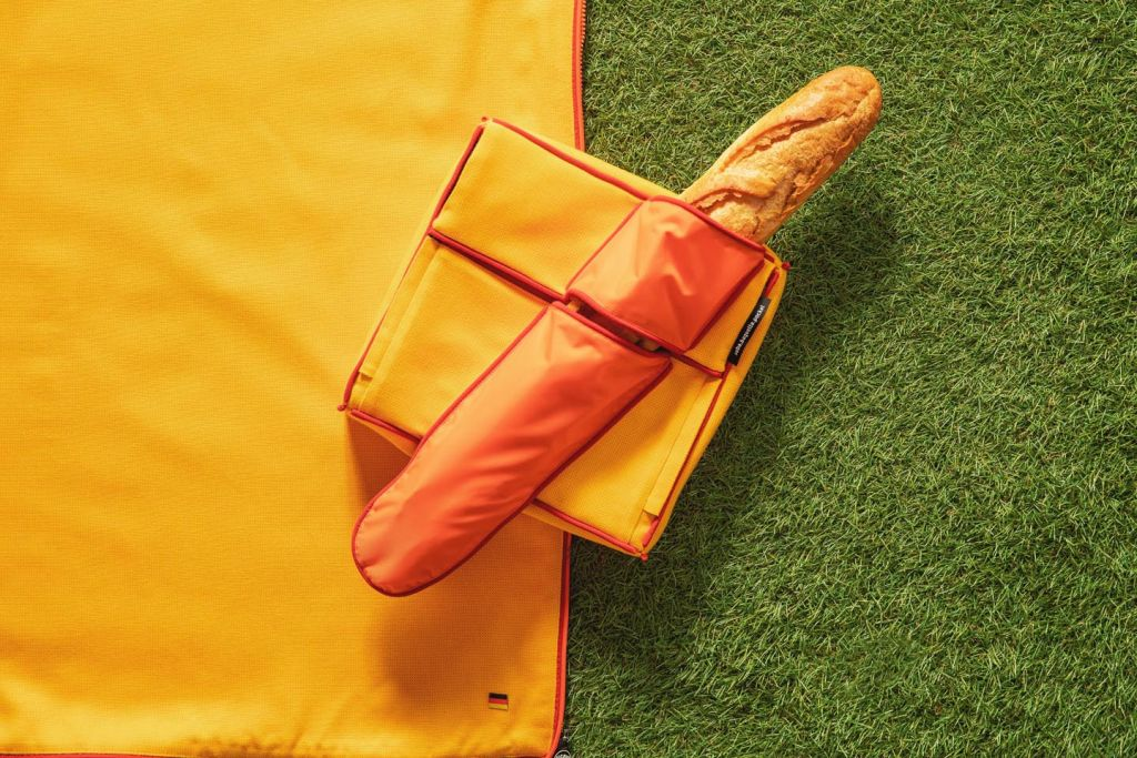 Suba Picnic-Makers Modular Picnic Pouch Deluxe from SUBA Picnic Makers