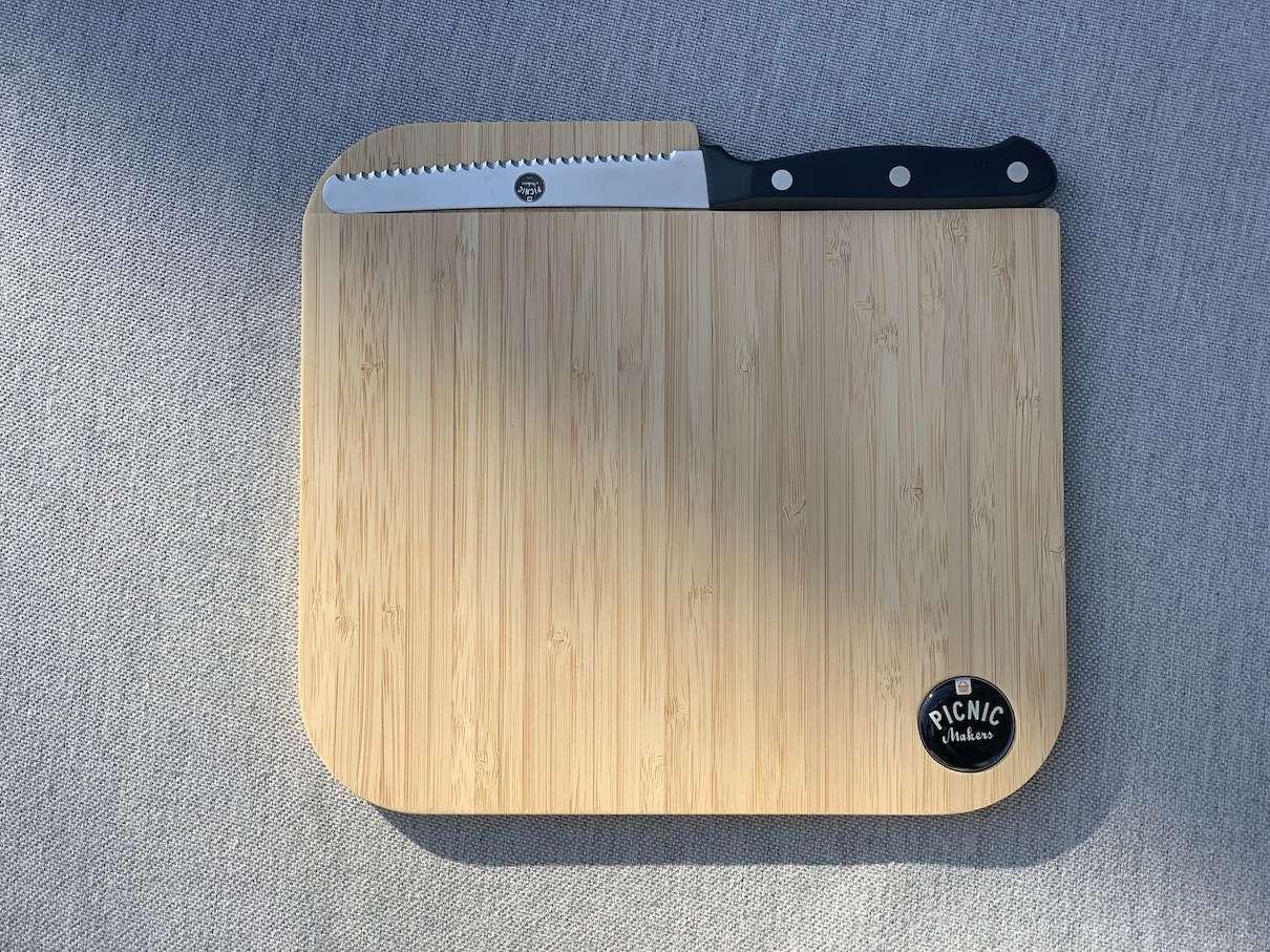 Suba Picnic-Makers Schneidbrettset für SUBA Picknicktasche - Picnic Makers