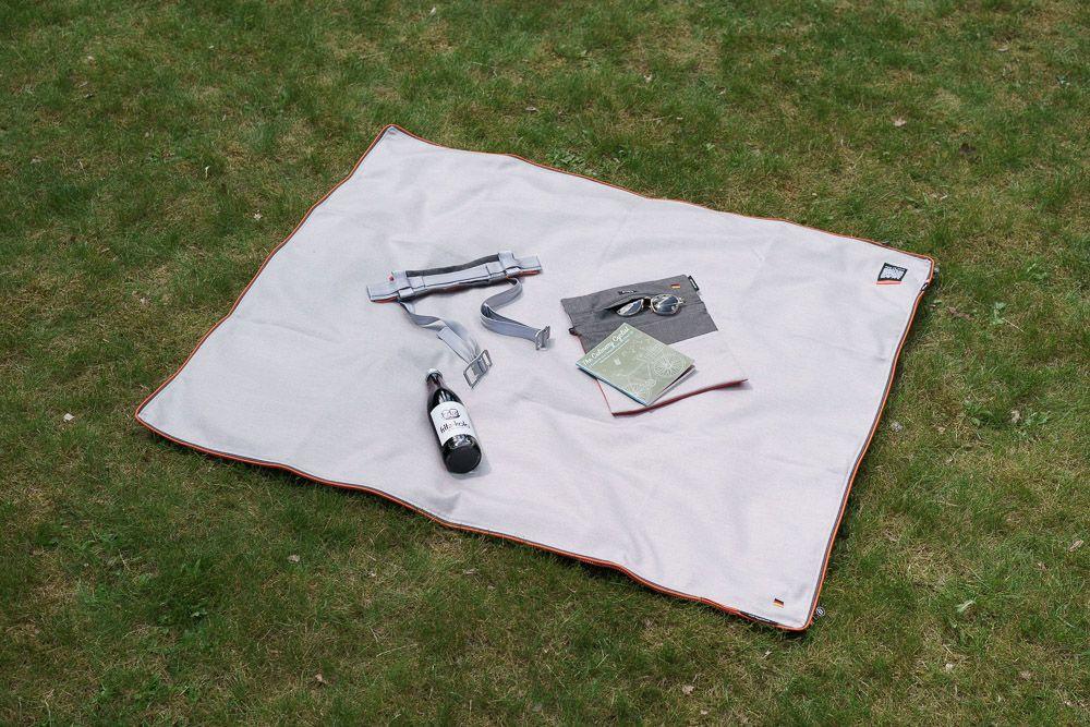 Suba Picnic-Makers SUBA Starter Set 1 mit Picknickdecke und Buchtasche